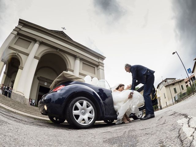 Il matrimonio di Alessando e Angelica a Calusco d'Adda, Bergamo 17