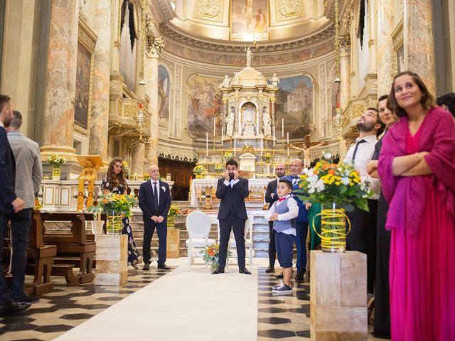 Il matrimonio di Alessando e Angelica a Calusco d'Adda, Bergamo 18