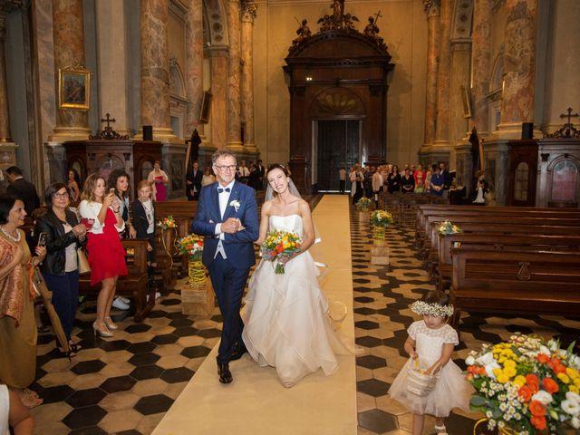 Il matrimonio di Alessando e Angelica a Calusco d'Adda, Bergamo 19
