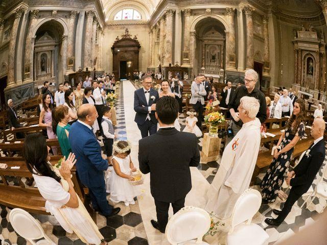 Il matrimonio di Alessando e Angelica a Calusco d'Adda, Bergamo 21