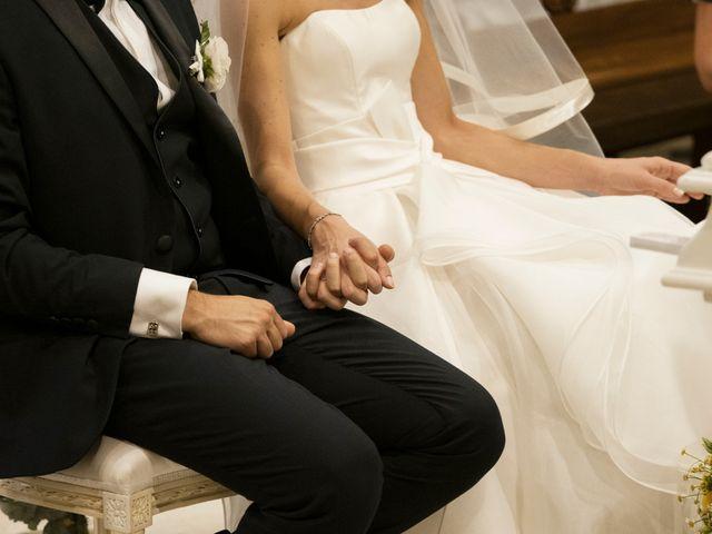 Il matrimonio di Alessando e Angelica a Calusco d'Adda, Bergamo 22