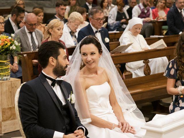 Il matrimonio di Alessando e Angelica a Calusco d'Adda, Bergamo 23