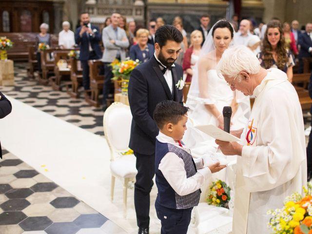 Il matrimonio di Alessando e Angelica a Calusco d'Adda, Bergamo 25