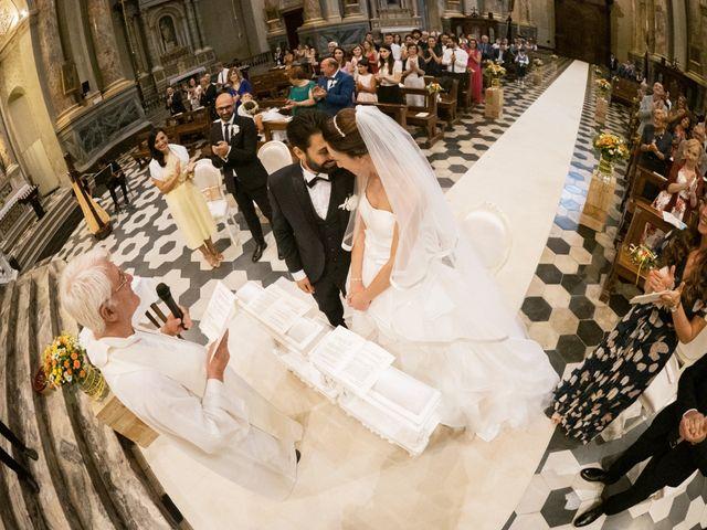 Il matrimonio di Alessando e Angelica a Calusco d'Adda, Bergamo 26