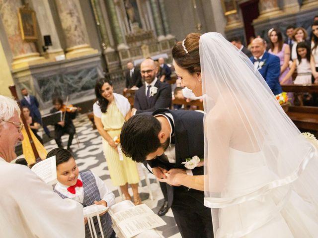 Il matrimonio di Alessando e Angelica a Calusco d'Adda, Bergamo 27