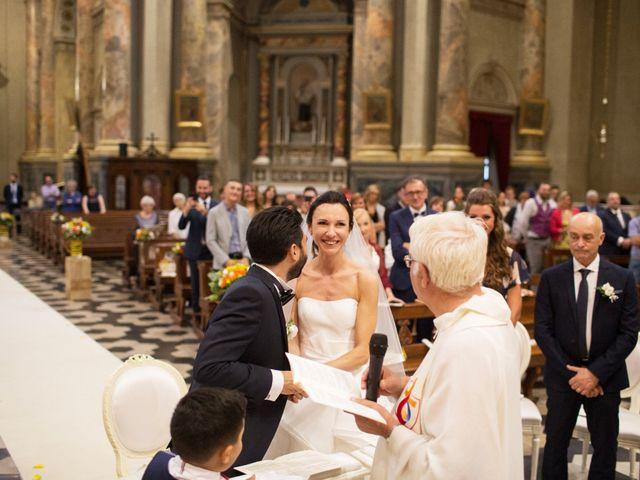 Il matrimonio di Alessando e Angelica a Calusco d'Adda, Bergamo 28