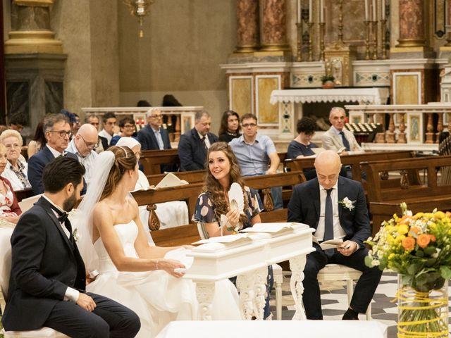 Il matrimonio di Alessando e Angelica a Calusco d'Adda, Bergamo 31