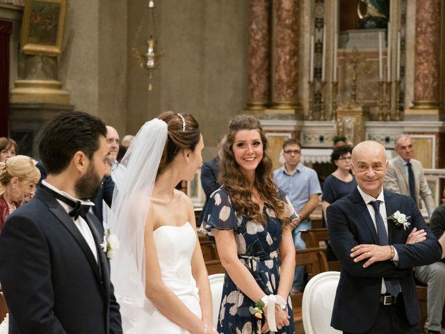 Il matrimonio di Alessando e Angelica a Calusco d'Adda, Bergamo 33