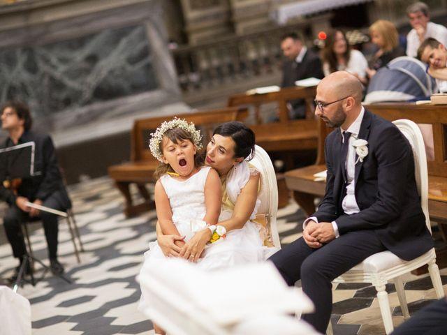 Il matrimonio di Alessando e Angelica a Calusco d'Adda, Bergamo 34