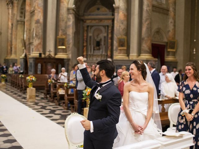 Il matrimonio di Alessando e Angelica a Calusco d'Adda, Bergamo 35