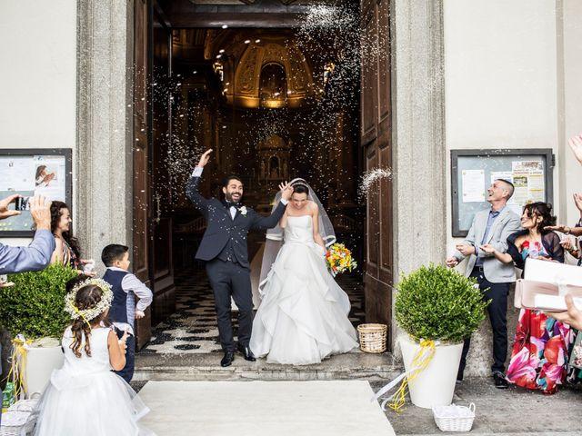 Il matrimonio di Alessando e Angelica a Calusco d'Adda, Bergamo 37