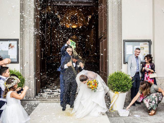 Il matrimonio di Alessando e Angelica a Calusco d'Adda, Bergamo 38
