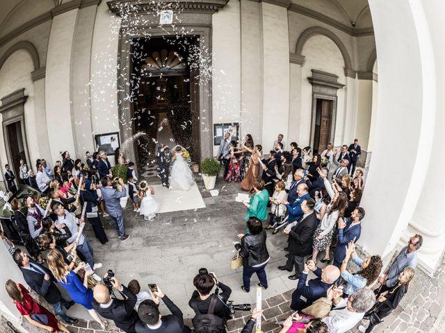 Il matrimonio di Alessando e Angelica a Calusco d'Adda, Bergamo 39