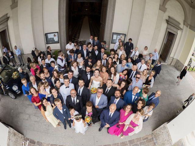 Il matrimonio di Alessando e Angelica a Calusco d'Adda, Bergamo 40