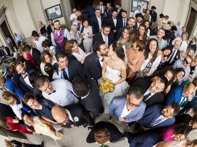 Il matrimonio di Alessando e Angelica a Calusco d'Adda, Bergamo 41