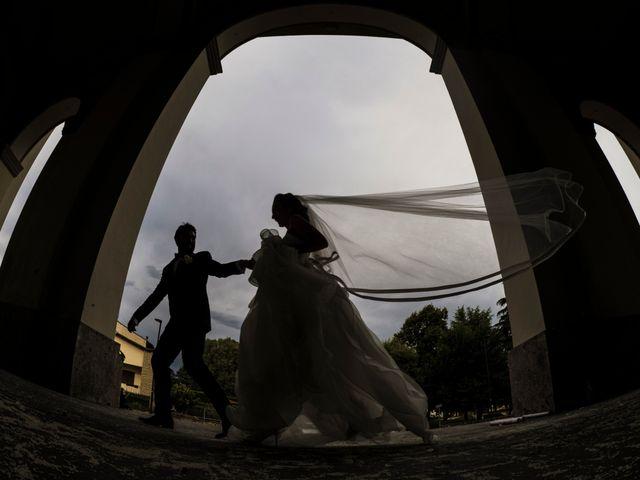 Il matrimonio di Alessando e Angelica a Calusco d'Adda, Bergamo 42