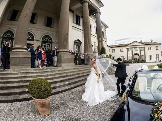 Il matrimonio di Alessando e Angelica a Calusco d'Adda, Bergamo 44