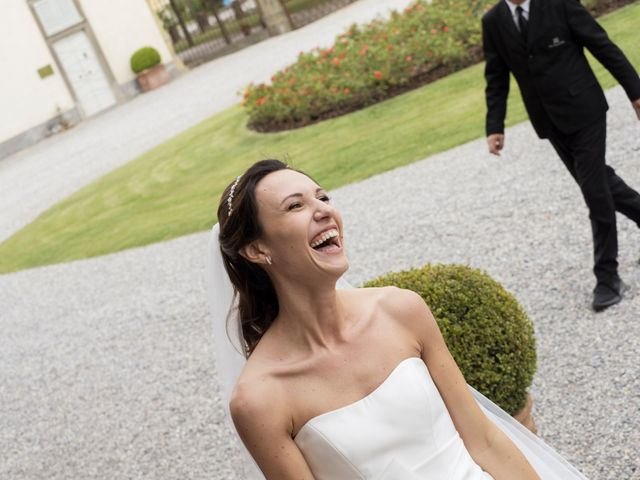 Il matrimonio di Alessando e Angelica a Calusco d'Adda, Bergamo 45