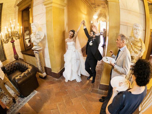 Il matrimonio di Alessando e Angelica a Calusco d'Adda, Bergamo 49