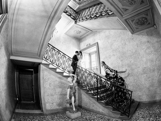 Il matrimonio di Alessando e Angelica a Calusco d'Adda, Bergamo 53