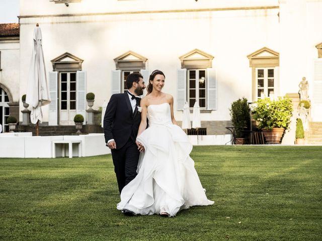 Il matrimonio di Alessando e Angelica a Calusco d'Adda, Bergamo 57