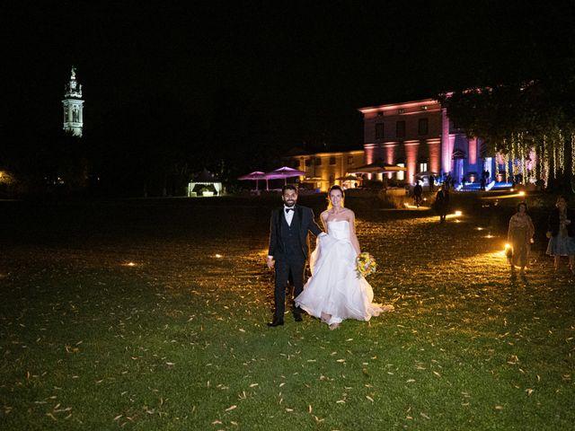 Il matrimonio di Alessando e Angelica a Calusco d'Adda, Bergamo 62