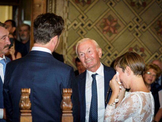 Il matrimonio di Ronny e Oliana a Udine, Udine 17