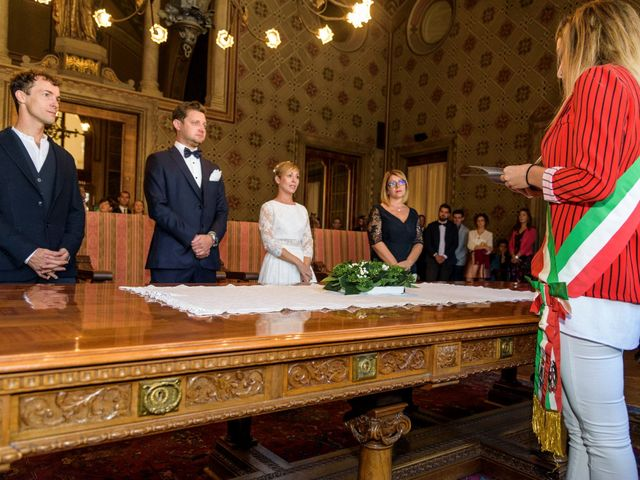 Il matrimonio di Ronny e Oliana a Udine, Udine 20