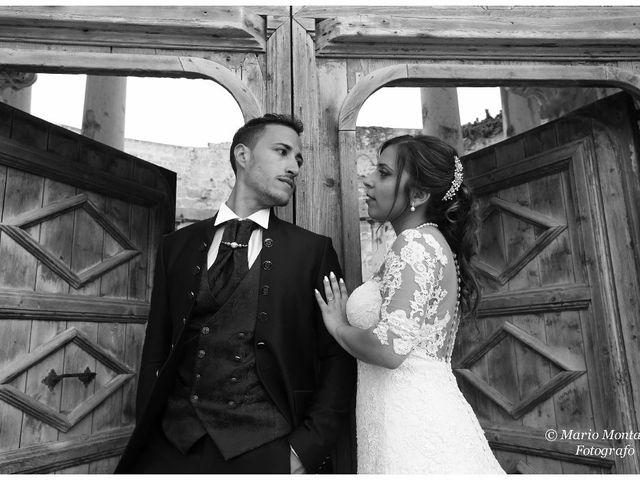 Le nozze di Vitalba e Paolo