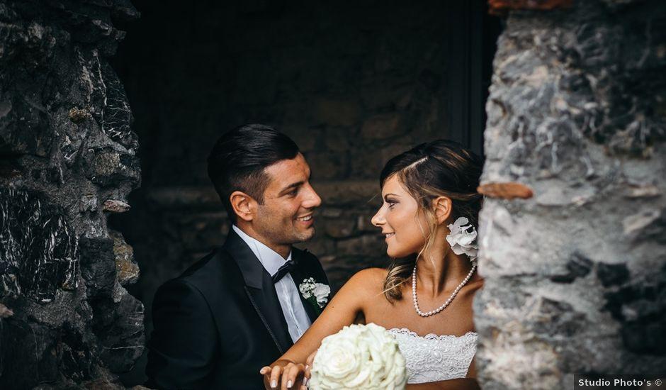 Il matrimonio di Cristian e Eleonora a Santo Stefano di Magra, La Spezia