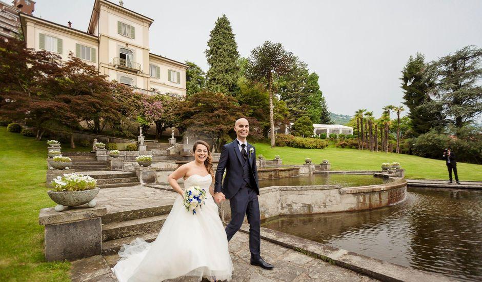 Il matrimonio di Yaron e Lorella a Stresa, Verbania