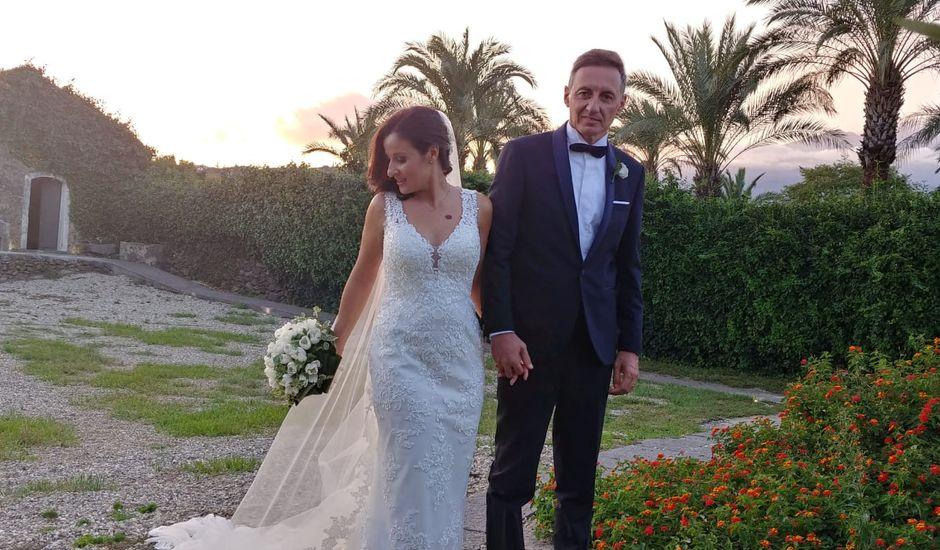 Il matrimonio di Luca e Concita a Catania, Catania