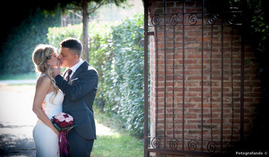 Il matrimonio di Alex e Lara a Lainate, Milano