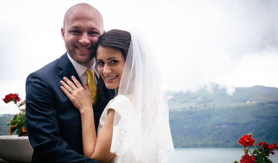 Il matrimonio di Rachele e Marco a Roma, Roma