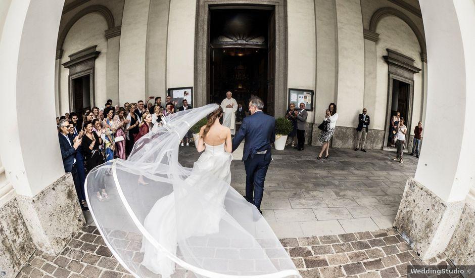 Il matrimonio di Alessando e Angelica a Calusco d'Adda, Bergamo