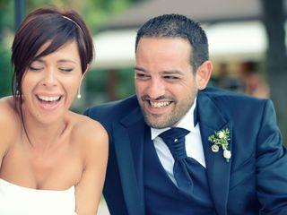 Le nozze di Nicola e Lucia
