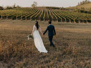 Le nozze di Giulia e Yan