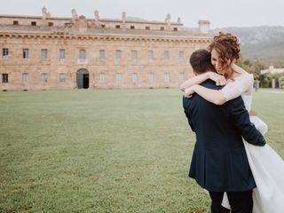 Le nozze di Jess e Gio