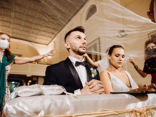 Le nozze di Manola e Giuseppe