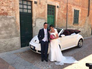 Le nozze di Rosanna e Davide
