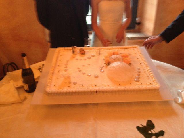 Il matrimonio di Stella e Ettore a Radda in Chianti, Siena 5