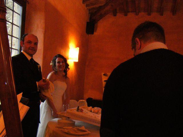 Il matrimonio di Stella e Ettore a Radda in Chianti, Siena 6