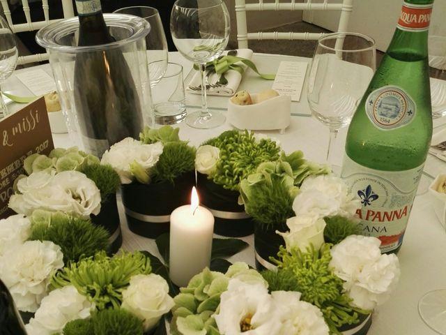 Il matrimonio di Missi e Monica a Ispra, Varese 3