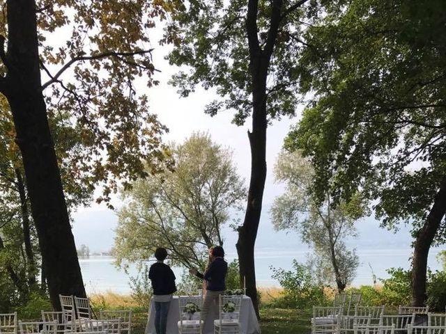 Il matrimonio di Missi e Monica a Ispra, Varese 8