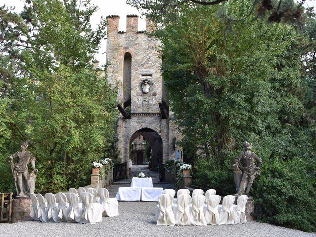 Il matrimonio di Stefano e Sara a Gropparello, Piacenza 2