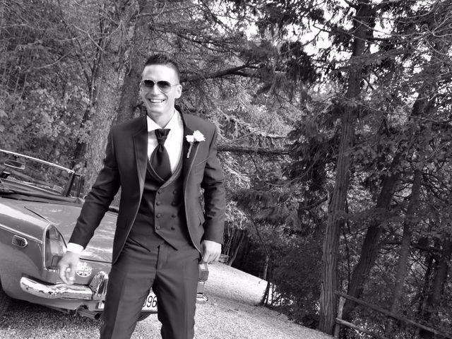 Il matrimonio di Stefano e Sara a Gropparello, Piacenza 4