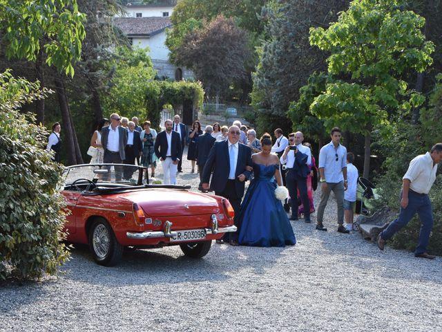 Il matrimonio di Stefano e Sara a Gropparello, Piacenza 5