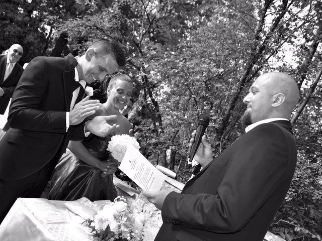 Il matrimonio di Stefano e Sara a Gropparello, Piacenza 6