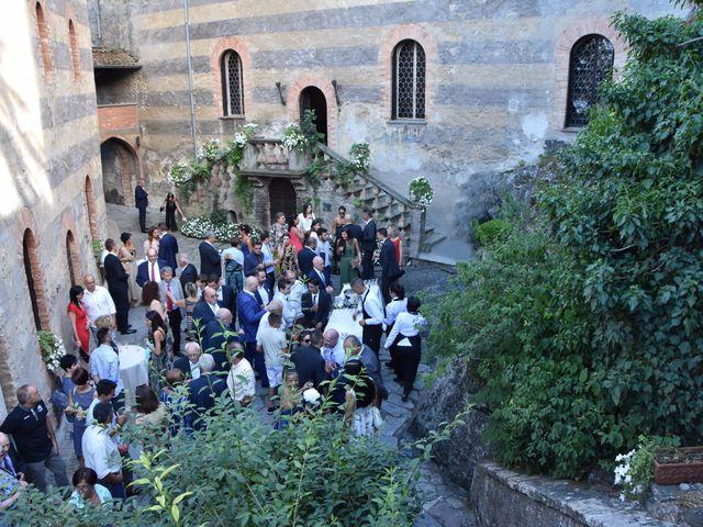 Il matrimonio di Stefano e Sara a Gropparello, Piacenza 9