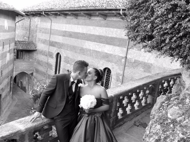Il matrimonio di Stefano e Sara a Gropparello, Piacenza 11